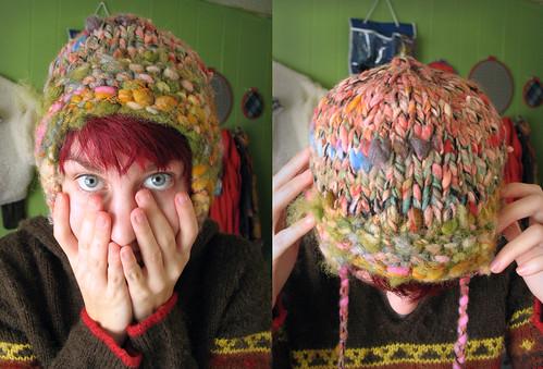 scraptastica hat