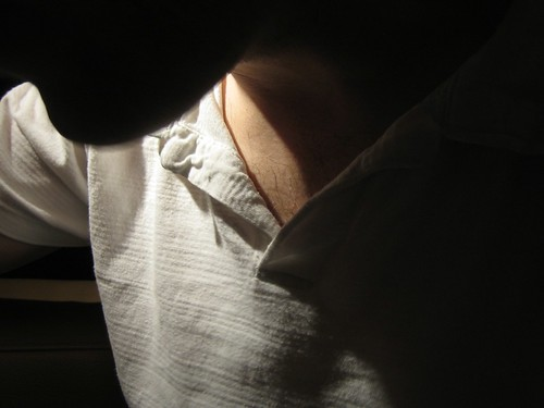 sunlit dark