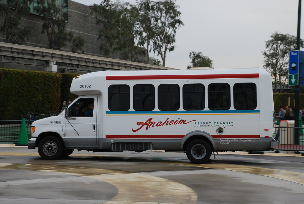 Anaheim Resort Transit