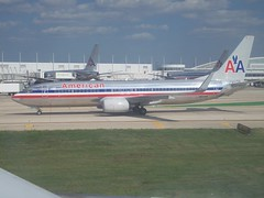 American Airlines Airplane (brettdresseur) Tags: plane airplane airplanes planes americanairlines aa