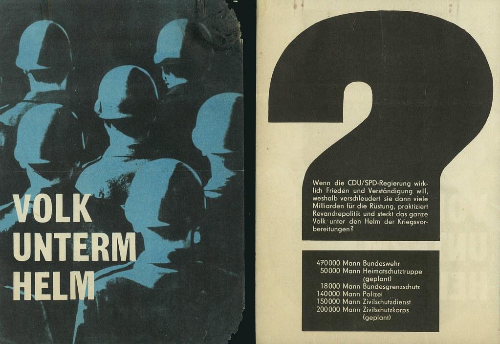 Volk Unterm Helm (People under the Helmet.)