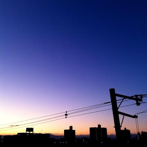 今日の写真 No.96 – 昨日Instagramに投稿した写真(4枚)/iPhone4 + Photo fx