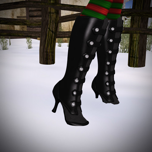 Thecla boots by L&E