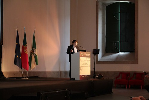 Willi Klinger promotes Austria in Portugal