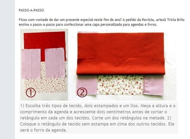 Tricia Artes na Revista do Correio - Especial de Natal - 12/11/10