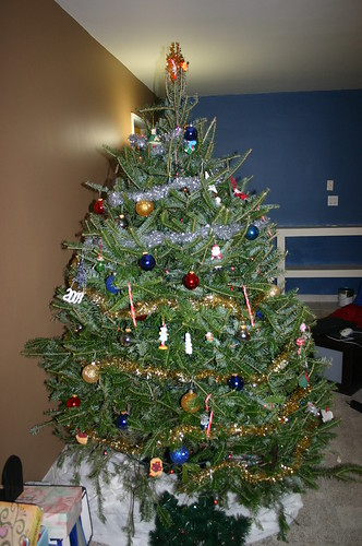 Finished Christmas Tree (2)