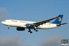 SU-GCI - 696 - EgyptAir - Airbus A330-243 - 101205 - Heathrow - Steven Gray - IMG_5562