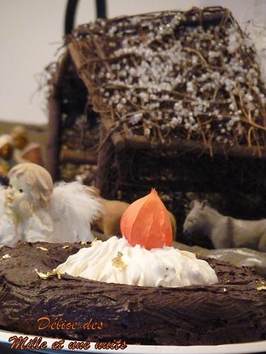 gâteau chocolat des mille et une nuits
