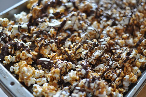 ultimate caramel corn
