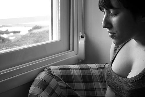 La tristeza se contagia.