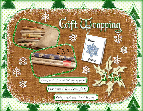 14th Gift Wrapping