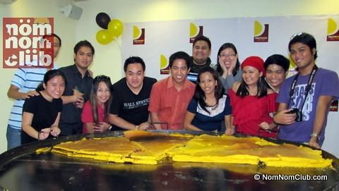 HalfMoon Asian Cafe Bloggers