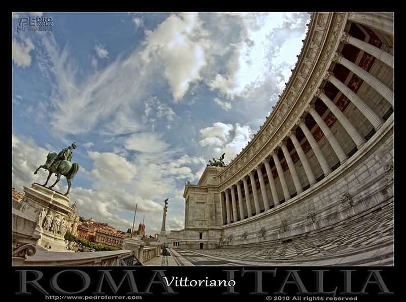 Roma - El Vittoriano