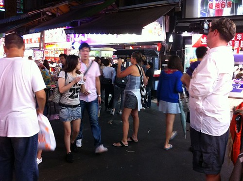 11-13 Taipei night market