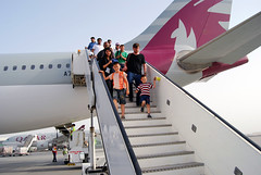 Transfer in Doha (tokek belanda (very busy)) Tags: travel people travelling boys kids plane children tim airport brothers nick kinderen reis international nicolas timothy airways transfer departure timo doha qatar vliegtuig vliegveld jongens broers qatarairways