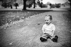 Will in the Park (Chad Galloway Photo) Tags: portrait baby kid colorado dof bokeh denver co citypark