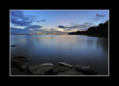 181210-Sembawang Beach Sunrise ( Bryan aka Numnumball ~**) Tags: beach sunrise big nikon singapore soft hard filter 09 lee 06 stopper sembawang gnd nd110 d700 nd106 mbd10 afs1635vrf4