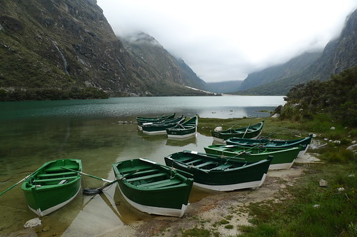 Lake Chinancocha - Huascarán National Park - Peru