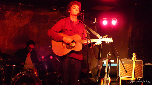 Sam Amidon(US) at Espace B, Paris