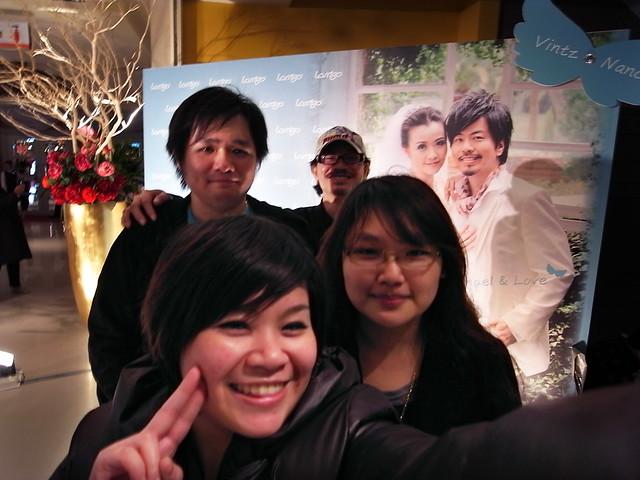 December 2010, 黃國倫與寇乃馨 喜宴佈置@ Lamigo 婚宴廣場 08