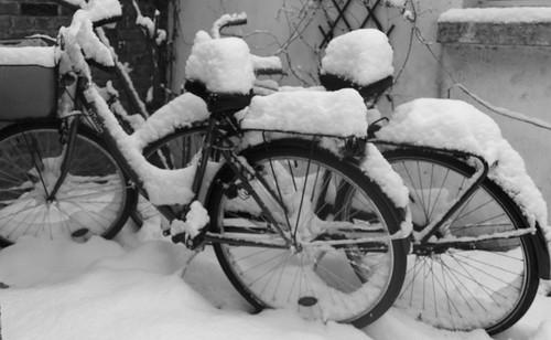 quand la neige s'en mêle