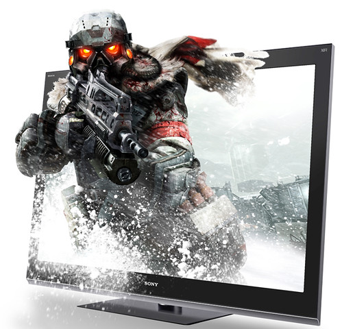 Killzone 3 Stereoscopic 3D