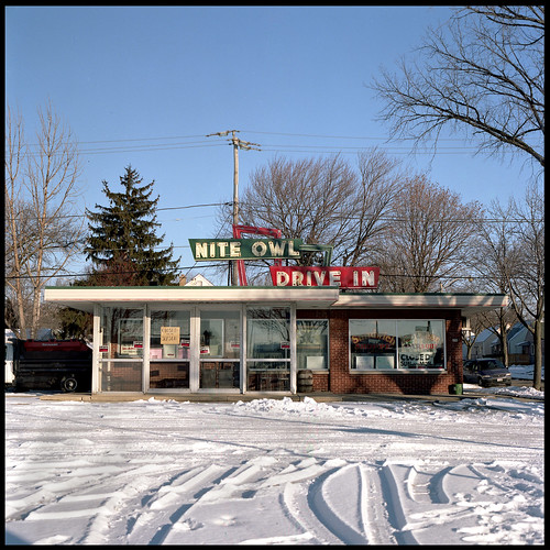 Nite Owl Drive In - Milwaukee, WI