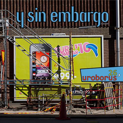 Y SIN EMBARGO magazine #26