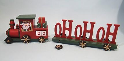 HO Ho ho Train