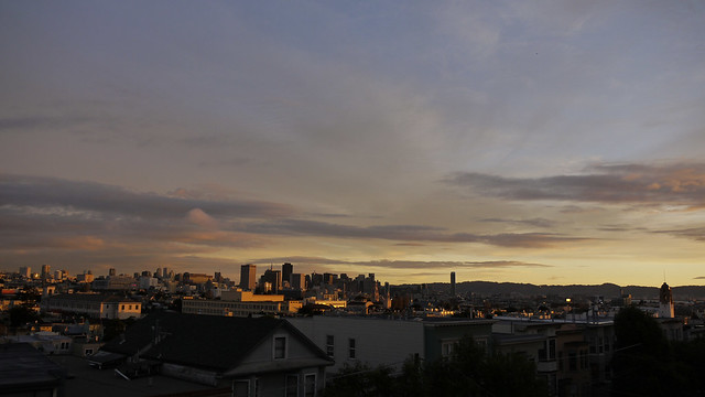 good morning, San Francisco!