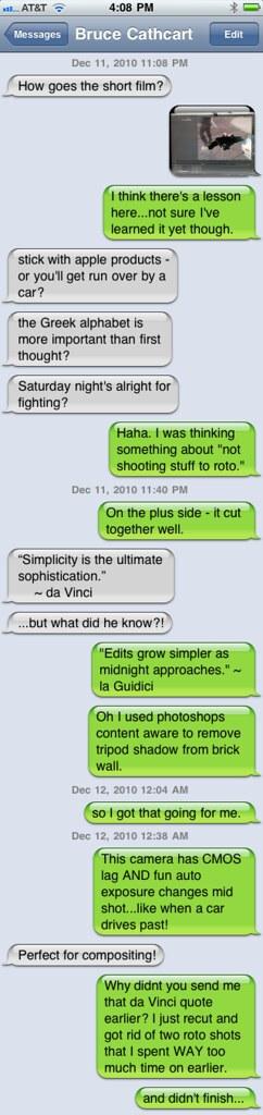 da Vinci txts