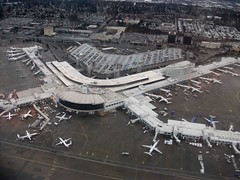 Seattle Tacoma International Airport (Stones 55) Tags: usa airplane washington airport unitedstates aerialview terminal aerial northamerica seatac seatacairport kingcounty seattletacomainternationalairport eugene12072010