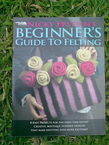 Beginner's guide to felting