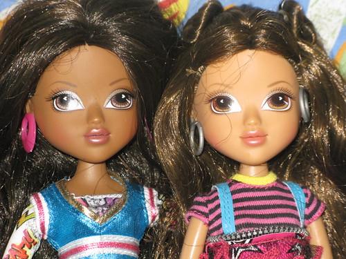 Moxie Girlz Sasha & Sophina