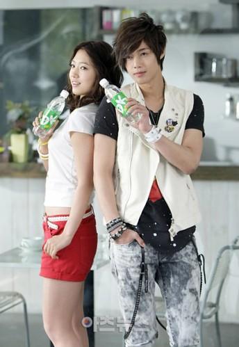 Kim Hyun Joong's Dynamic Kins CF Photos