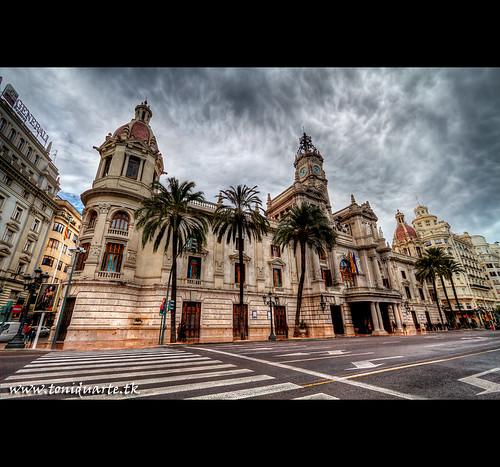 Ajuntament de Valencia / Ayuntamiento de Valencia.