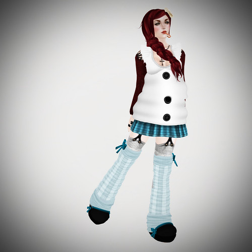 Snow Doll outfit from Katat0nik