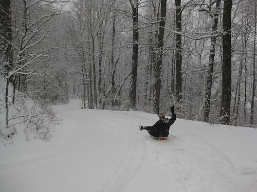 Xmas Snow storm 2010