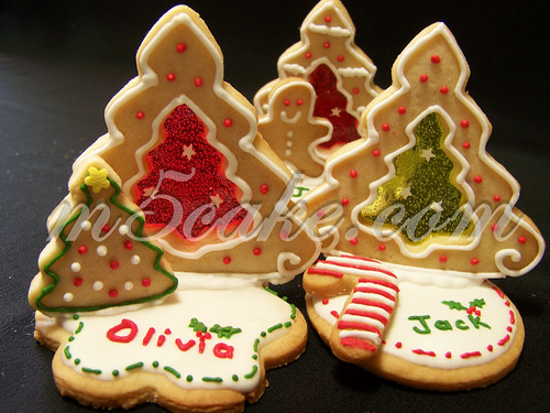 Christmas Party cookies - 4