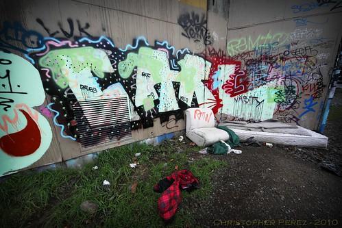Portland - Streetart