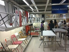 Day at Ikea, Anchorpoint & Aquarium (coolinsights) Tags: ikea lunch furniture bookshelf anchorpoint xinwanghongkongcafe tiongbahruaquarium