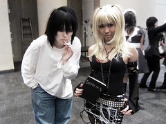 Death Note (tokichu) Tags: anime death cosplay note l con misa nycc nyaf