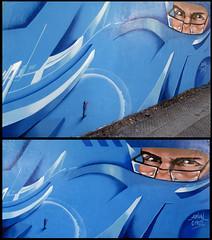 ADRIAN (***ADRIAN ***) Tags: street muro art colors wall pared graffiti calle 3d mural montana paint arte graphic duo tag ciudad spot colores crew esquina tricolor urbano adrian hiphop orbe viii aerosol region flop muralla barrio ladrillos cultura pintura lata belton muros produccion urbe chillan expresion volumen muralismo grafo degradacion pandereta aerografia poblacion hualqui trow ironlak nais marson produ ceresita pigmentos pintarte naiscrew