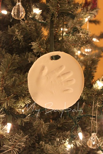 5318781423 9bc5397605 Christmas Handprint Craft for Kids   Handprint Christmas Ornament