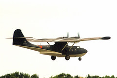 C-FHHR CONSOLIDATED PBY-5 CATALINA 300