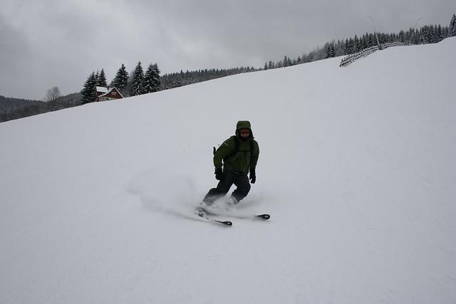 narciarz Robercik