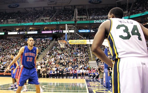 Jazz vs Pistons-6024