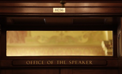 John Boehner's new office