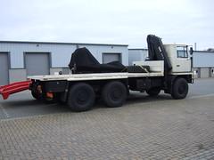 Bedford TM, KMN312A (manxgraham) Tags: 6x6 bedford tm kmn312a