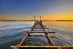 ^ (captain harlock) Tags: sunset sea italy seascape rome roma landscape nikon italia raw tramonto mare captain santamarinella harlock d90 sigma1020 capturenx2 paolocapoccia